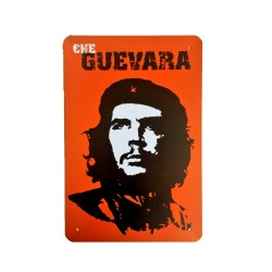 Vintage metal poster for decoration, metal sign - Che Guevara